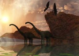 dinosaurs at olden age