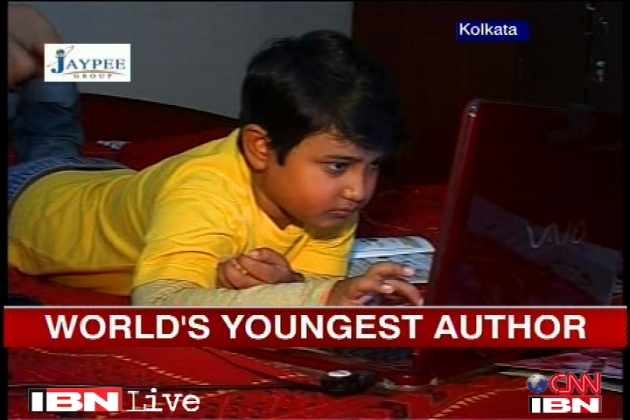 pritvik_world-youngest-author
